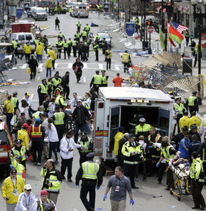 ABD Adalet Bakanlığı'ndan Boston'daki patlamalarla ilgili açıklama