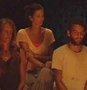 Survivor Ünlüler Gönüllüler yarışmasında bir ünlü daha adaya veda etti