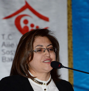 Bakan Fatma Şahin, kadın istihdamı konusunda yarı zamanlı çalışma şeklinin bazı ülkelerde başarılı bir şekilde uygulandığını belirtti