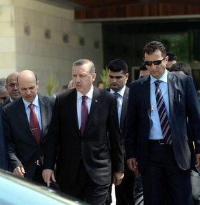 Erdoğan, Osmanlı arşivlerini toplayacak olan Kağıthane'deki Milli Arşiv Sitesi'ni inceledi