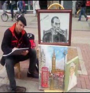 'İngilizlere Atatürk'ü anlatıyorum'