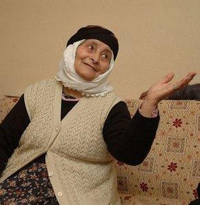 77 yaşındaki Nazife Nine'ye komşularına gitme izni verildi