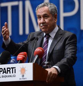 Başbakan Yardımcısı Bülent Arınç, çözüm sürecine ilişkin konuştu