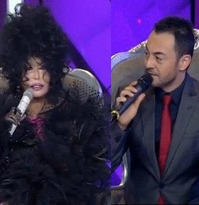 Star TV'nin Popstar yarışmasına Bülent Ersoy ve Serdar Ortaç'ın tartışması damgasını vurdu.