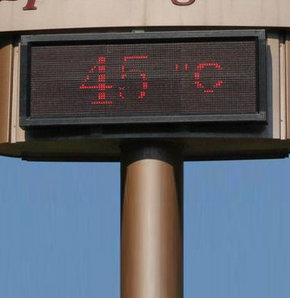 Sıcaklıklar artıyor