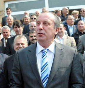 CHP Grup Başkan Vekili Muharrem İnce, partisinin Yalova İl Kongresi'nde barış sürecini değerlendirdi