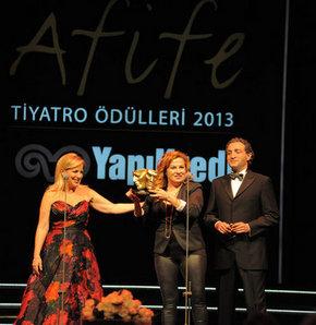 17. Afife Tiyatro Ödülleri sahiplerini buldu