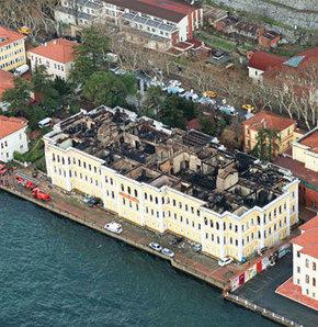 Galatasaray yangınında kusurlu da yok dava da