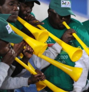 Vuvuzelaya yasak gelebilir