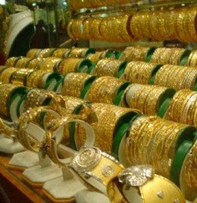 Altın yükselişte...