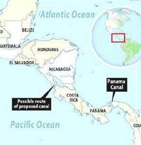 Nikaragua hükümeti, İstanbul Kanalı'ndan daha geniş çaplı bir proje için düğmeye bastı