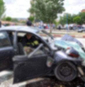 Kazada 2 kişi öldü, 5 kişi de yaralandı