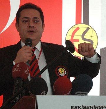 Eskişehirspor Kulübü'nün eski başkanı gözaltında!