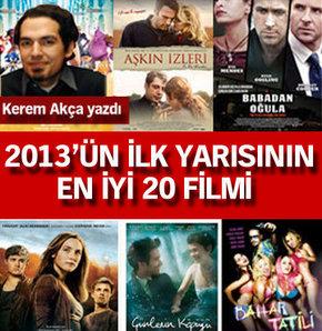 2013'ün ilk yarısının en iyi 20 filmi