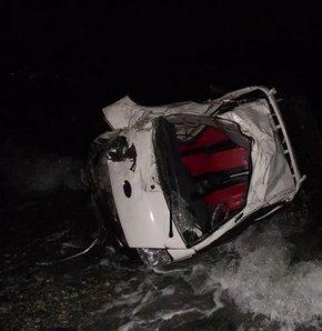 Yalova'da feci kaza