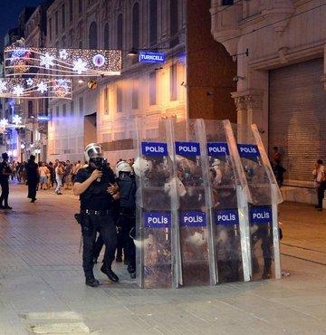 Polis BDP'ye izin vermedi