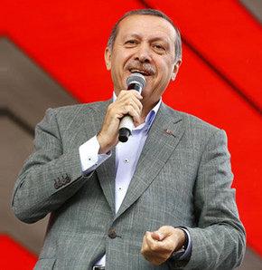 Başbakan Erdoğan Kastamonu'da konuşuyor