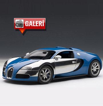 Bugatti'den muhteşem 3'lük!