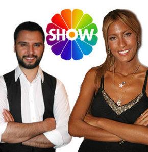 Alişan ve Çağla Şikel de Show TV'de