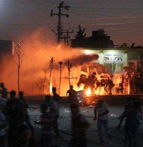 BDP'lilere gazlı müdahale