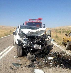 Antalya'daki kazada 5 kişi öldü
