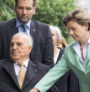 Peter Kohl, babası Helmut Kohl'ün geçmişteki söylemlerine katılmadığını belirtti