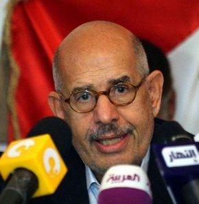 Mısır'da geçici Cumhurbaşkanı Yardımcısı Muhammed El Baradai'in istifa ettiği bildirildi.