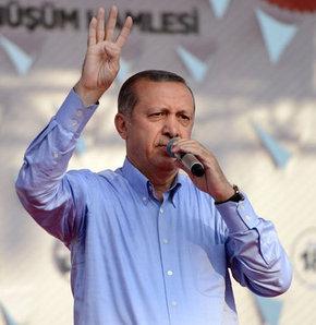 Başbakan Erdoğan Bursa'da konuşuyor