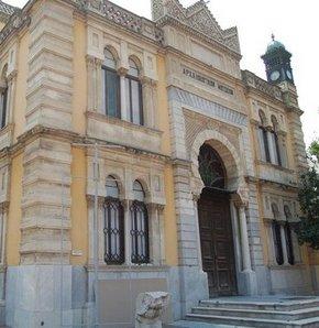 90 yıl sonra ibadete açılan Selanik'teki 'Yeni Cami' bayram namazından sonra tekrar kapandı