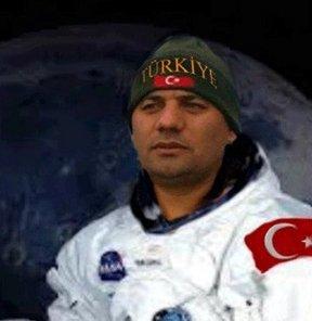 Uzaya giden Türk'e ne denir?