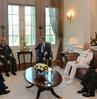 Komutanlar  Abdullah Gül'le görüştü