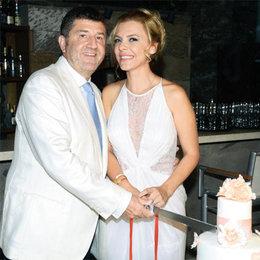 Bodrum'da nişanlandılar