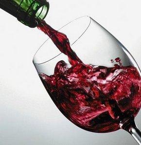 Kırmızı şaraptan bunu da yaptılar!