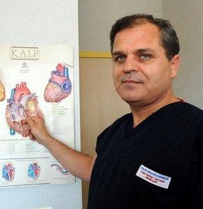 Göğüs kafesi açmadan kalp ameliyatı!