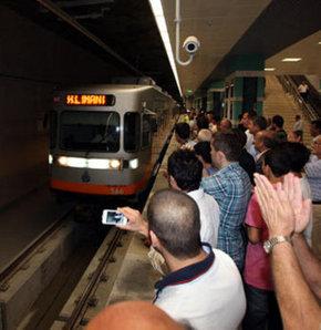 Ring seferleri 12 farklı bölgeden hareket ediyor ve metroya ulaşıyor