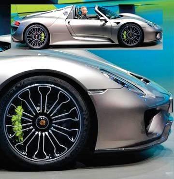 Bu da Türk Porsche'si!