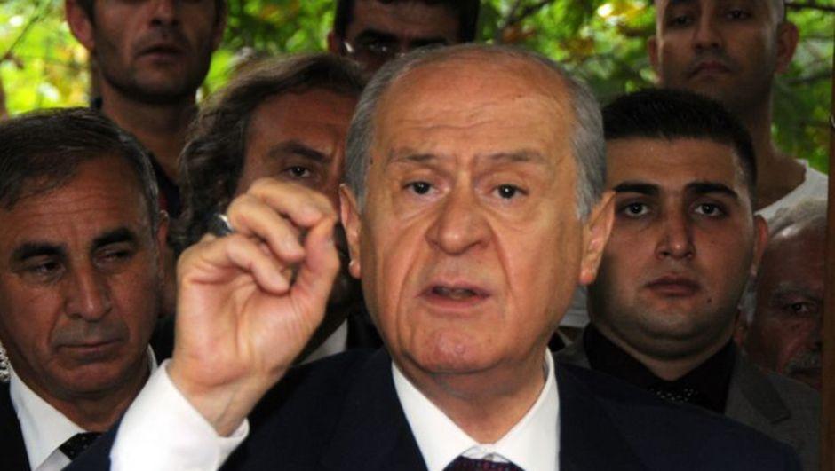 """""""Derbideki olaylar Başbakan'ın eseridir"""""""