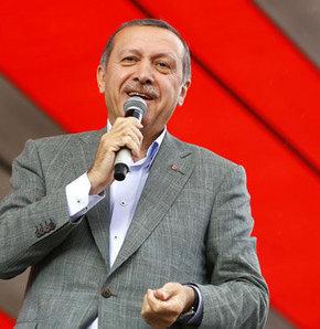 Başbakan Erdoğan onun için şarkı söyleyecek!