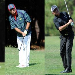 Hafta sonu golf heyecanı