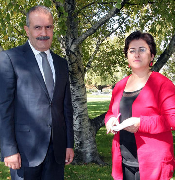 AK Partili vekilden devlet okulunda Kürtçe talebi