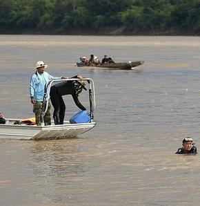 Nehirden 44 ceset çıktı