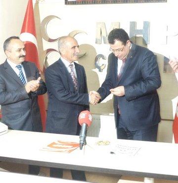 AK Pari'den MHP'ye transfer!