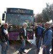 Kadıköy'de dolmuş eylemi