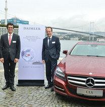 Mercedes'in teknolojisi Türkiye'ye emanet!