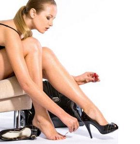 Ayak tırnaklarınızda oje varsa dikkat!