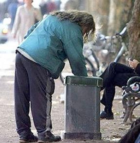 Almanya fakirleşiyor!