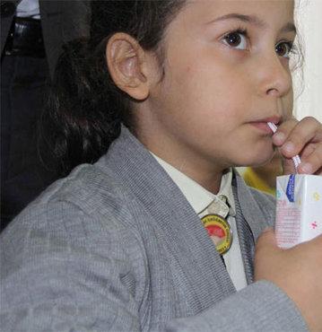 Okul sütü ihalesi iptal!