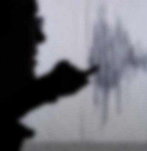 Akdeniz açıklarında deprem, Akdeniz 4,5 şiddetinde depremle sallandı