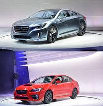 Subaru geleceği gösterdi!
