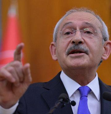 Kılıçdaroğlu'ndan Kamer Genç açıklaması